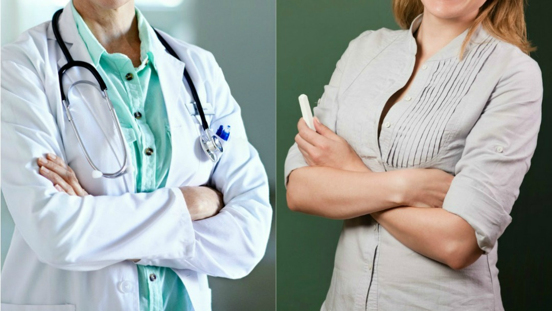 Doctors vs. teachers: Who's getting better treatment from the Ontario  government? | TVO.org