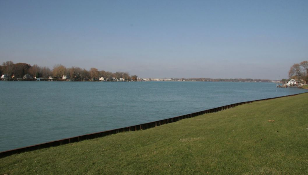 a lake in southwestern Ontario