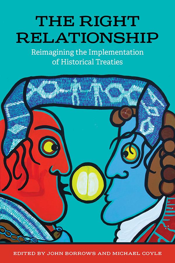 Book cover showing Aboriginal art
