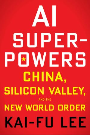 book cover for AI Superpowers
