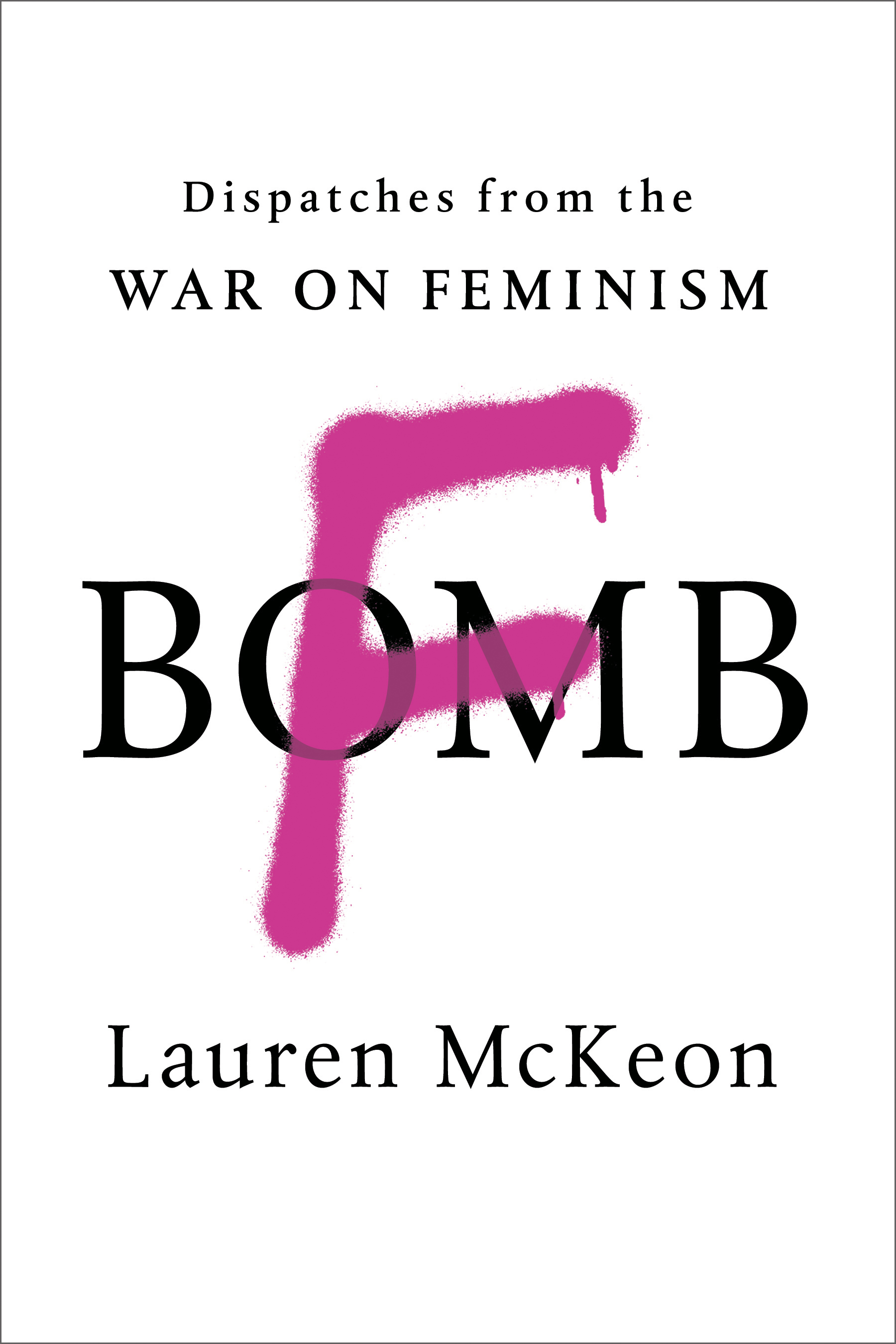 cover of the book, The F Bomb