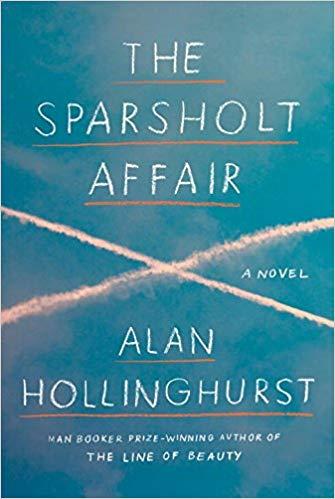 Book cover for The Sparsholt Affair by Alan Hollinghurst