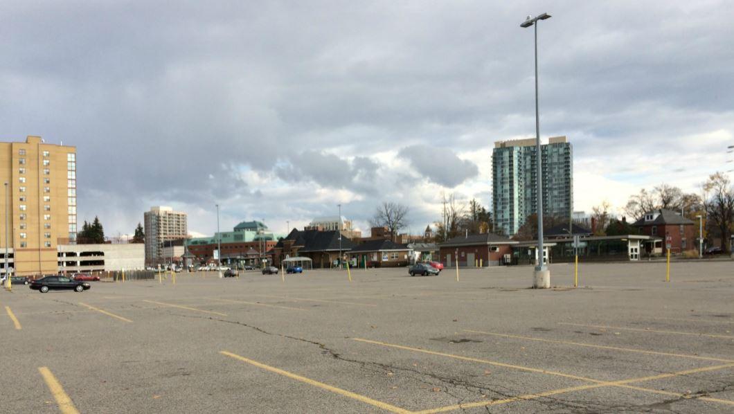 site of a new university campus in Brampton, Ontario
