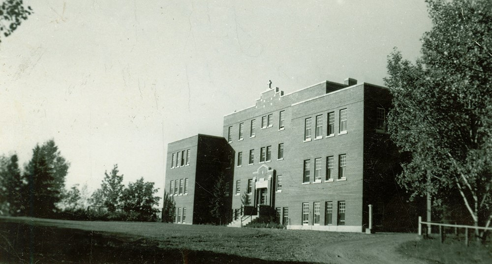 Final Residential School Closes