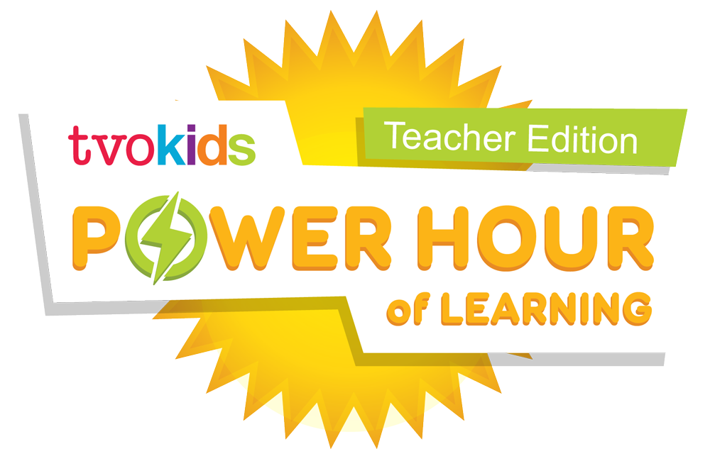 TVOkids Power Hour of Learning - Teacher Edition