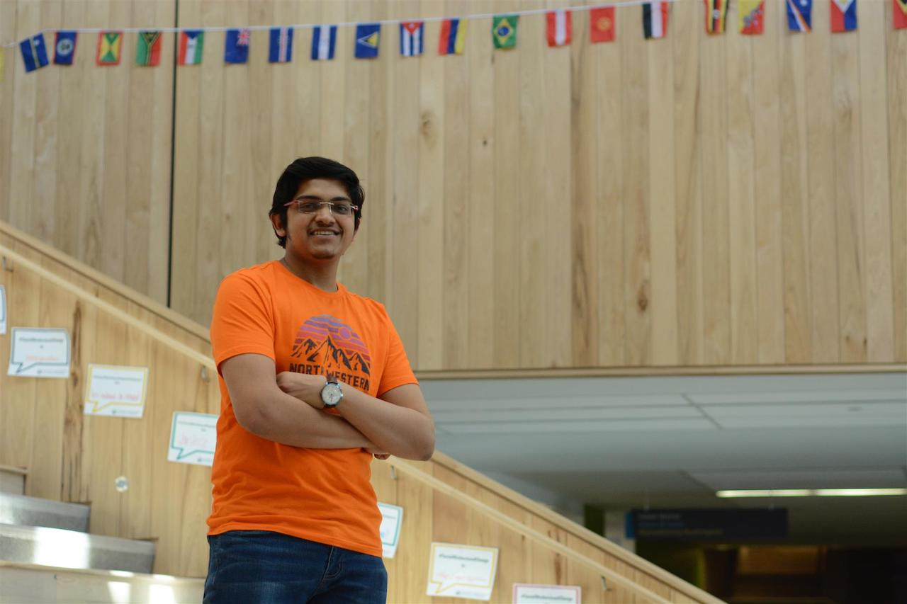 Photo of Darshan Shah from the article What it's like to be an international student in Ontario right now