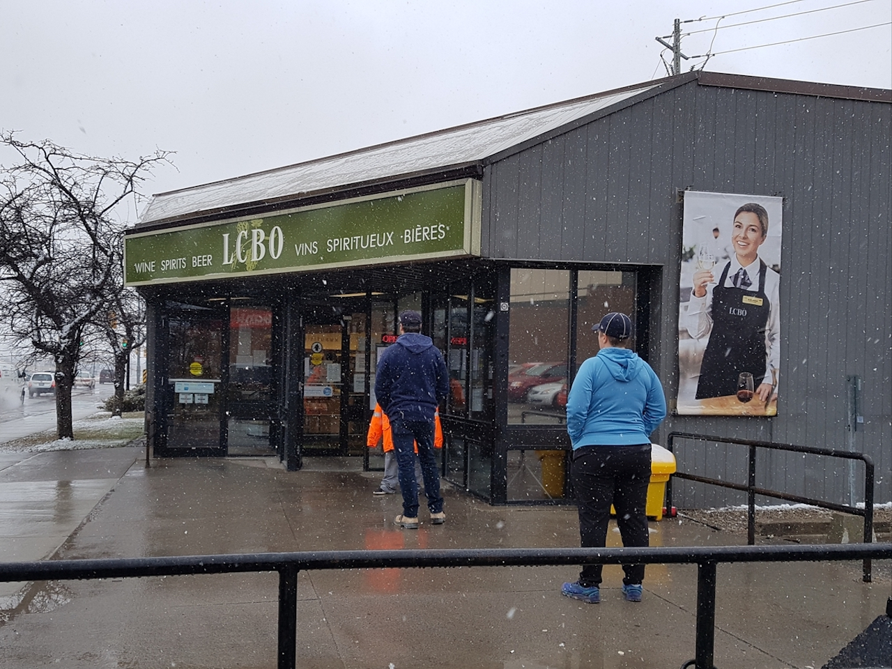 lcbocorono from the article You may be happy that the LCBO is still open — but employees aren't