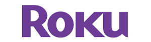 Logo: Roku