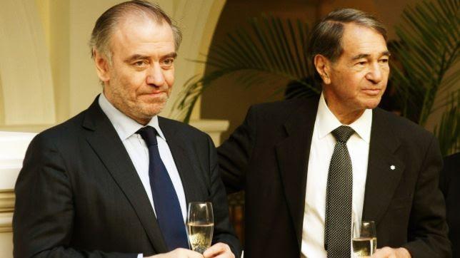 Jack Diamond and Valery Gergiev