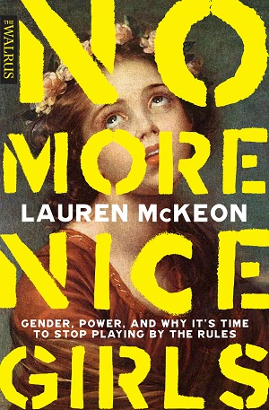 book cover for No More Nice Girls