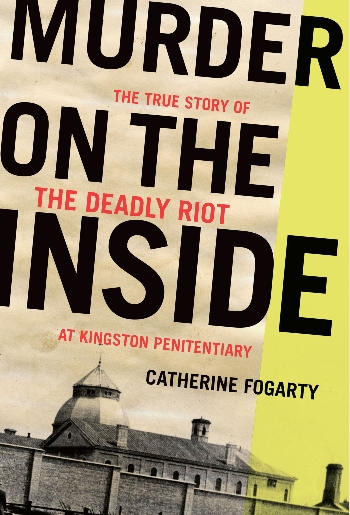 Murder on the Inside book cover