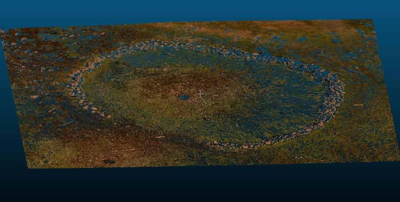 Investigating Thunder Bay's mysterious ring of rocks | TVO.org