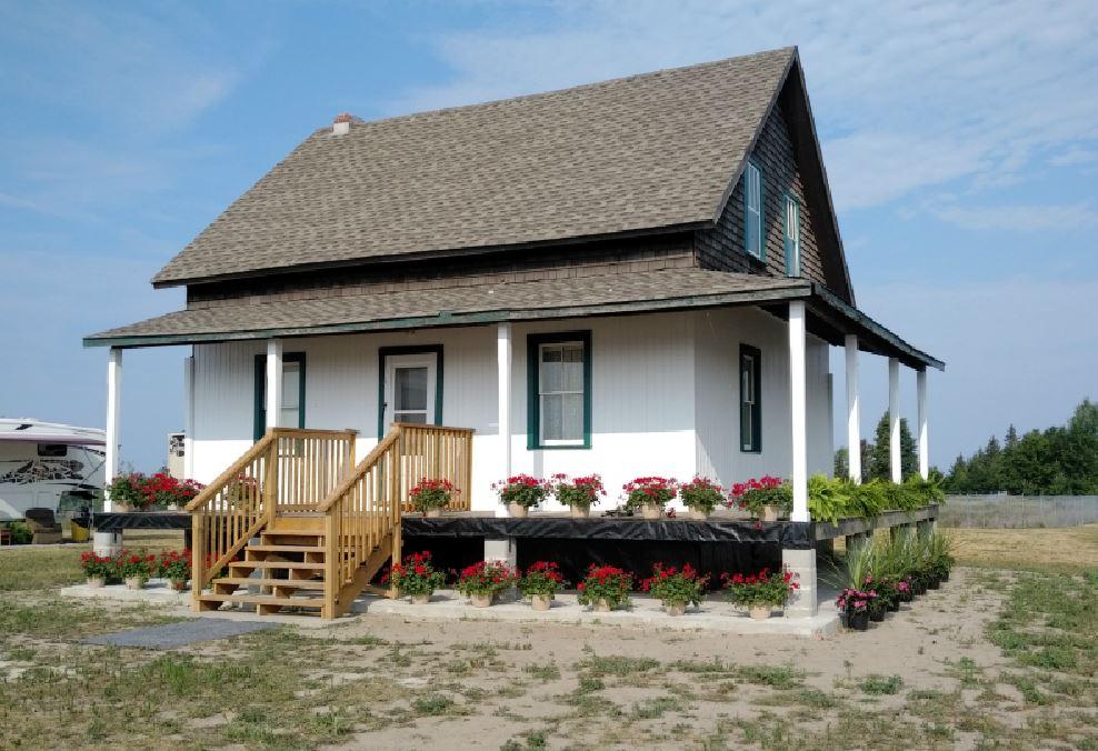 Dionne quintuplets house