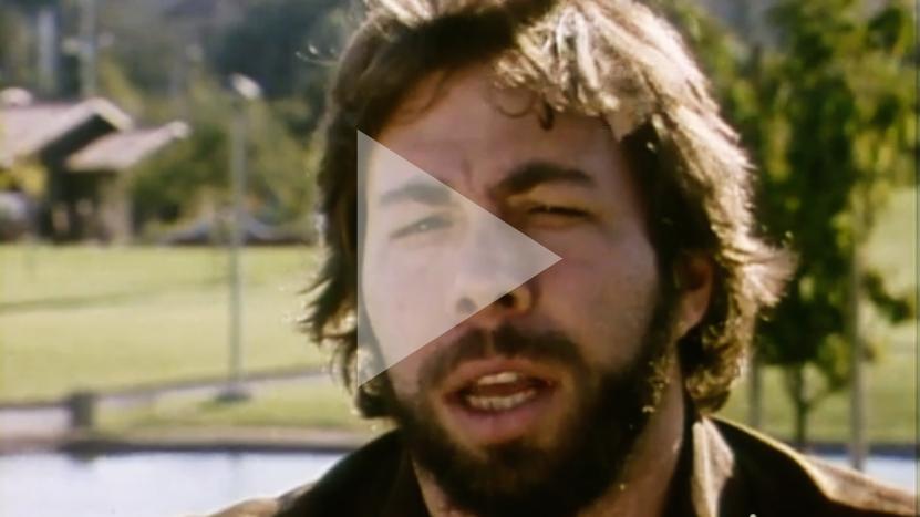 Steve Wozniak with a beard.
