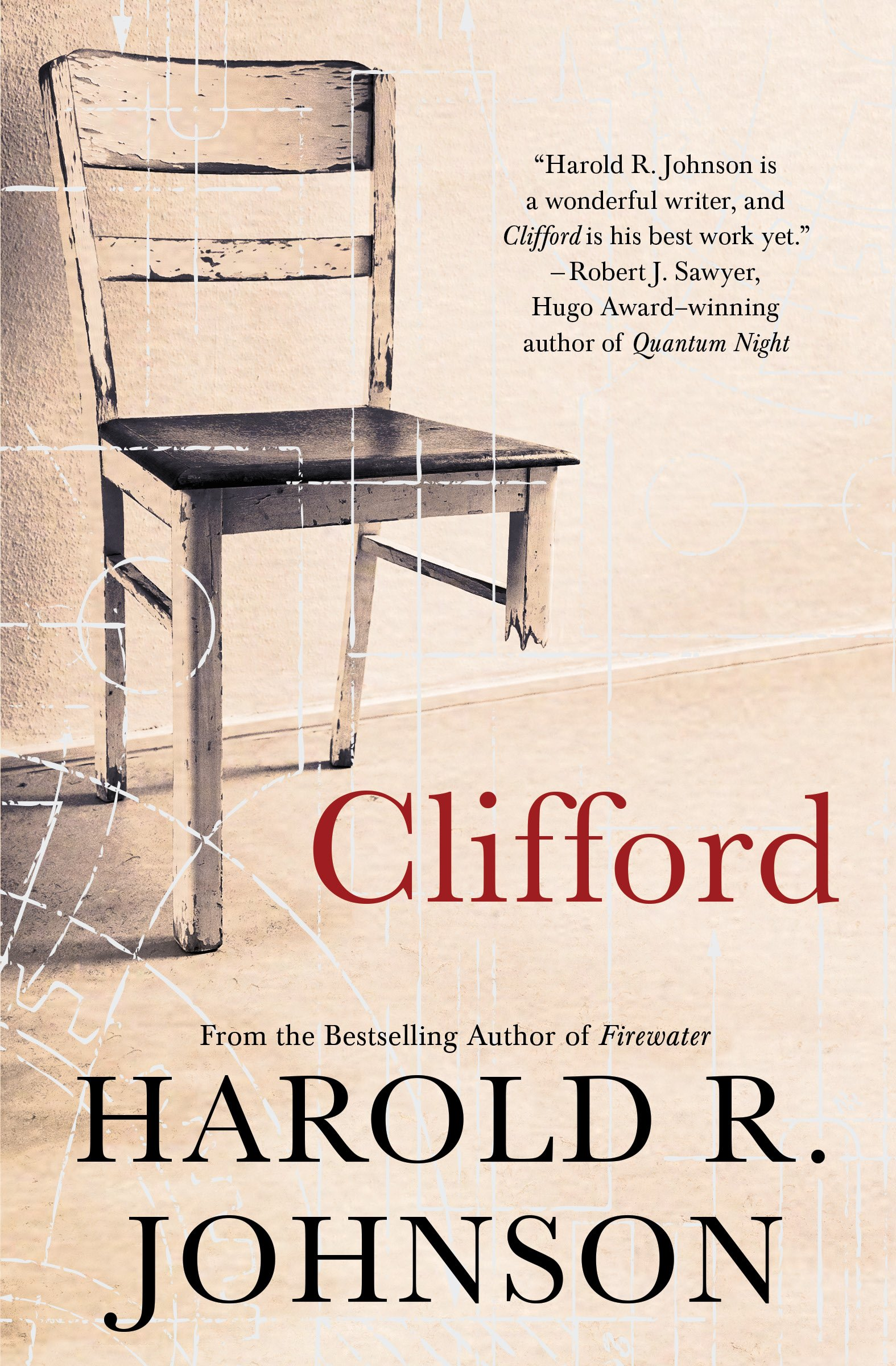 book cover for Clifford
