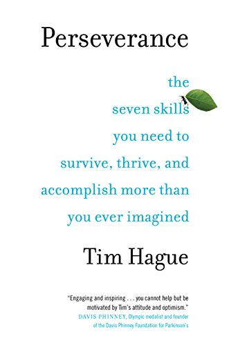 cover of Tim Hague's Perseverance book