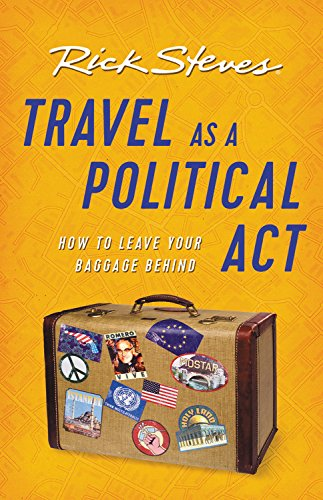 Book cover for Travel as a Political Act