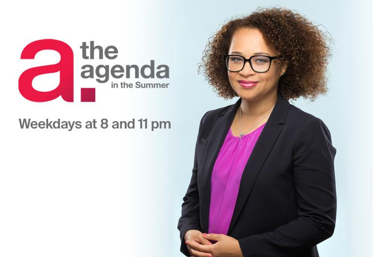 The Agenda Banner