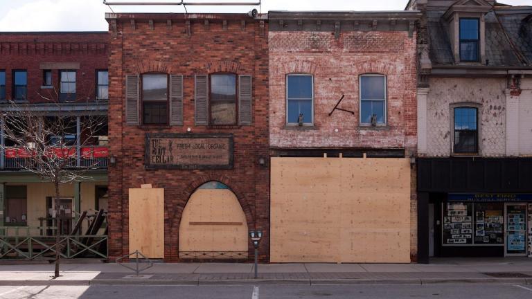 closed ontario restaurants