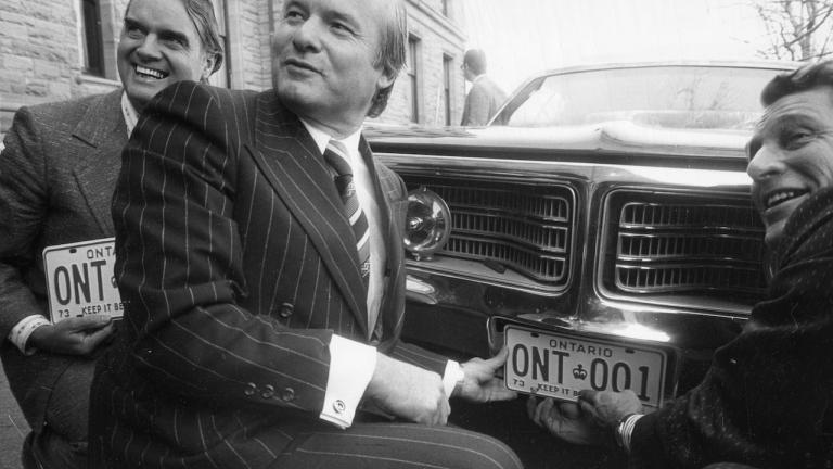 Bill Davis from the article Remembering William G. Davis, 1929-2021