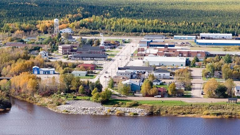 moosonee from the article How this remote First Nation is trying to keep COVID-19 out