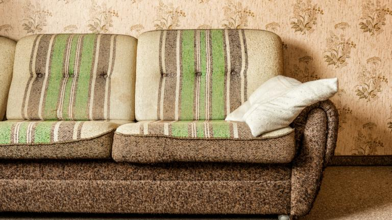 couch from the article COVID-19 shines a light on hidden homelessness
