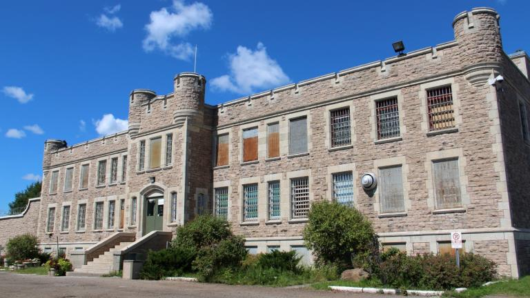 Thunder Bay jail from the article It's time to close the Thunder Bay jail— for good