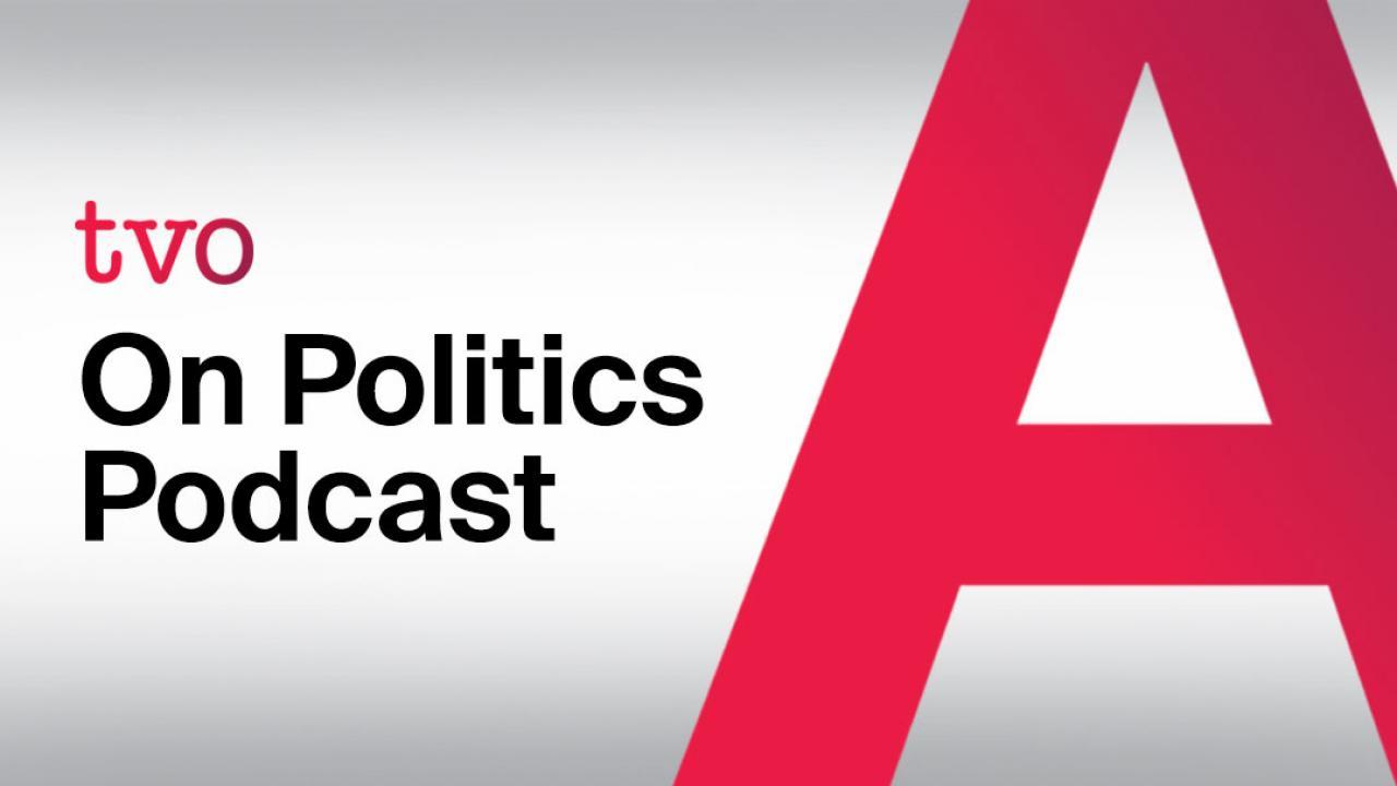 The Agenda On Politics Podcast logo