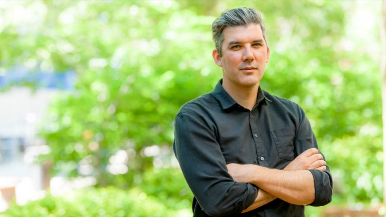 Hayden King,  Indigenous education adviser to Ryerson University's Faculty of Arts dean.