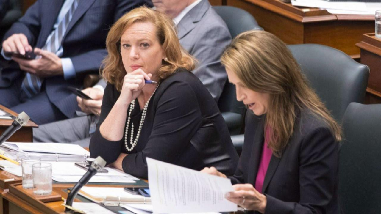 Conservative MPP Lisa MacLeod