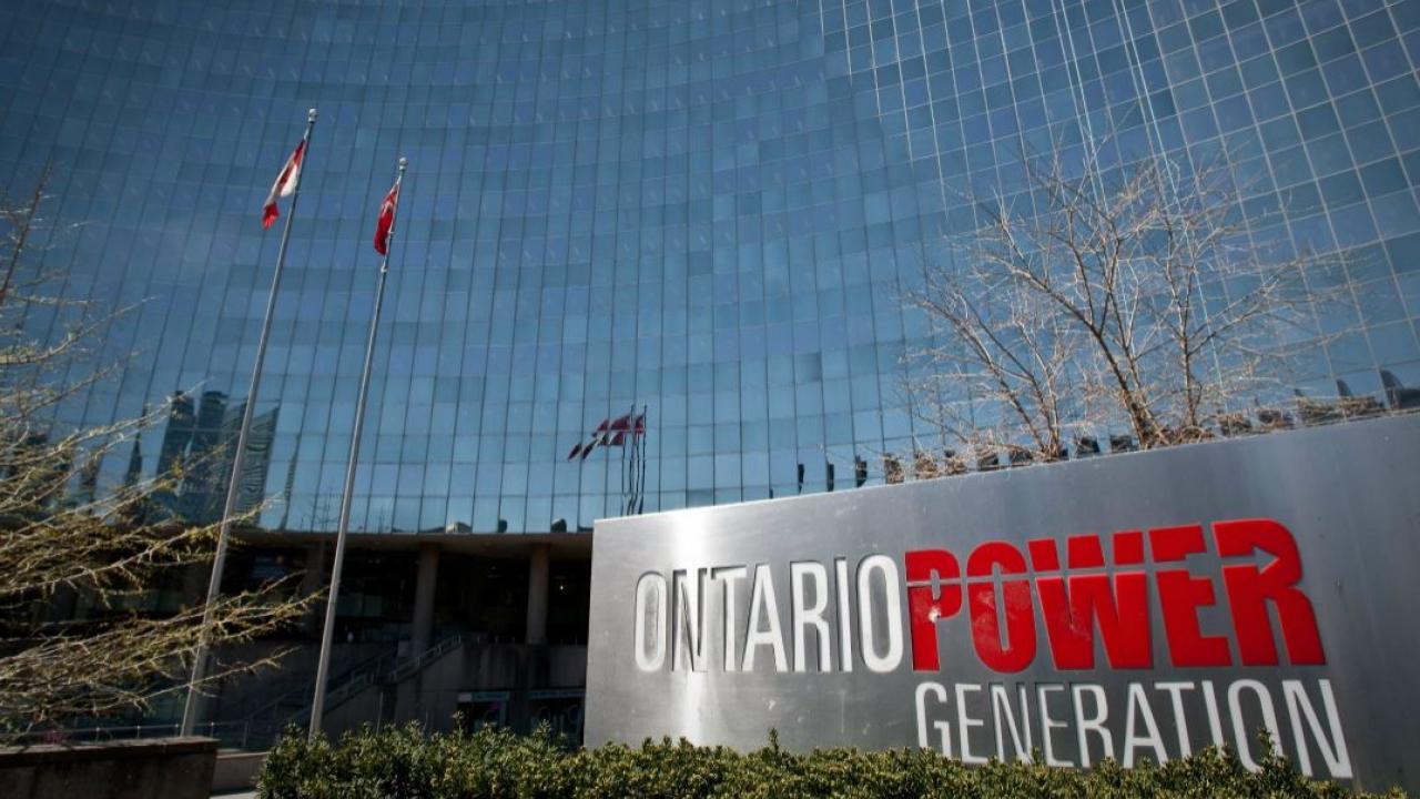 Ontario Power Generation building