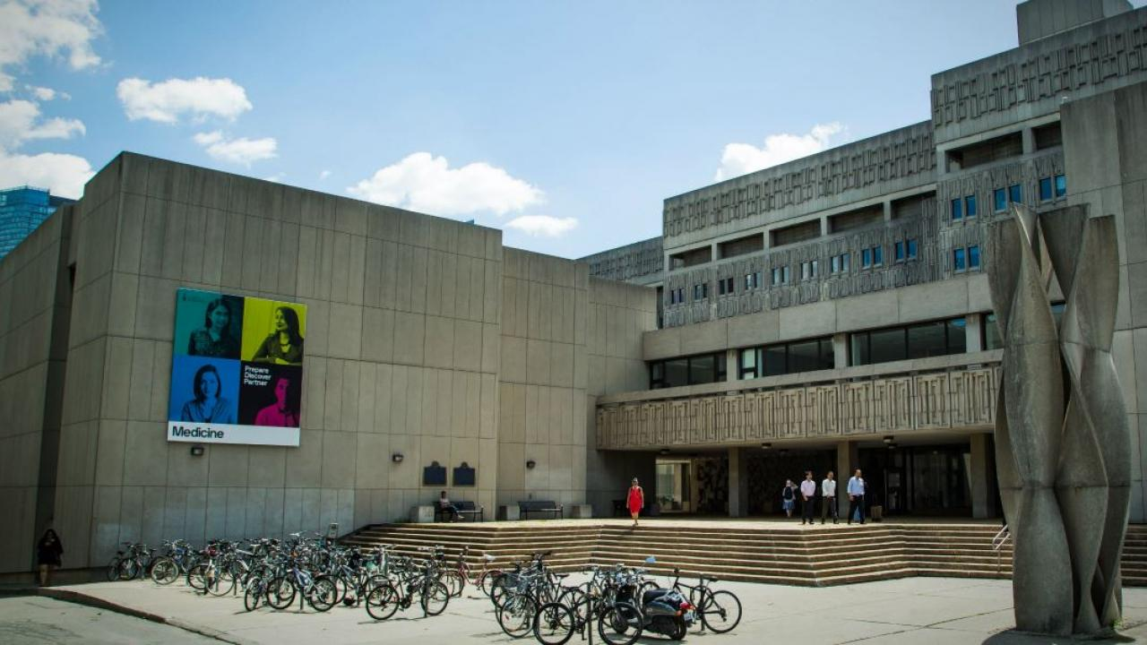 University of Toronto Medical Sciences building