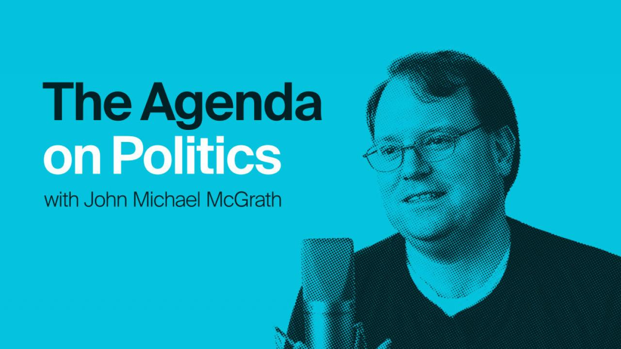 The Agenda on Politics logo