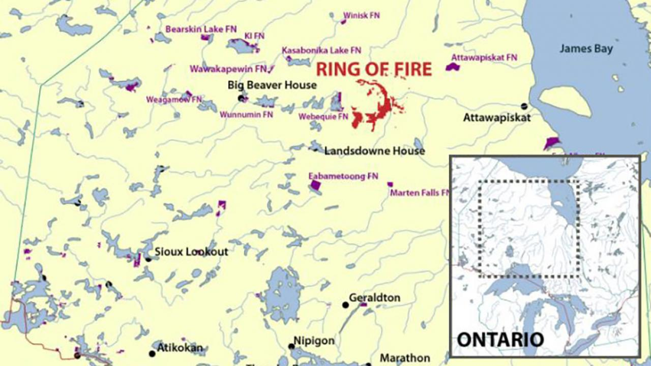Ring Of Fire Map Ring of Pants on Fire: Kathleen Wynne's 'weeks, not months