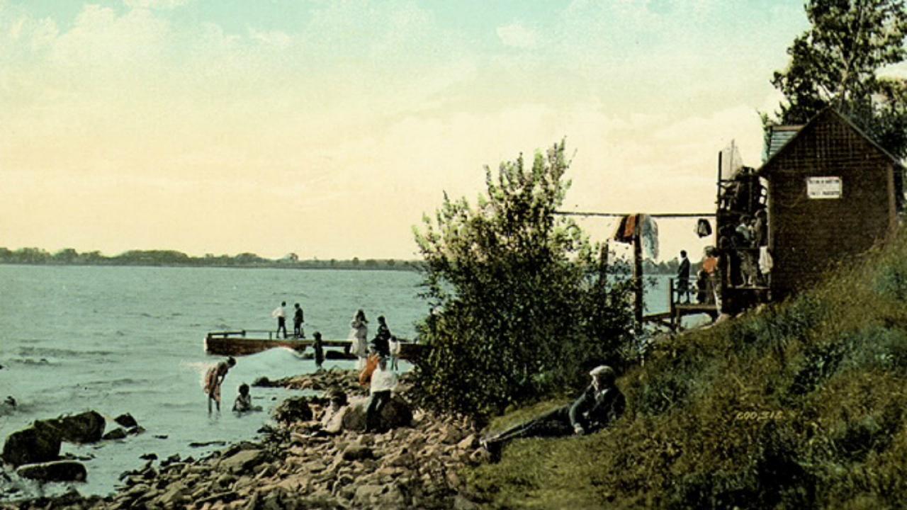 Lake Ontario at Kingston