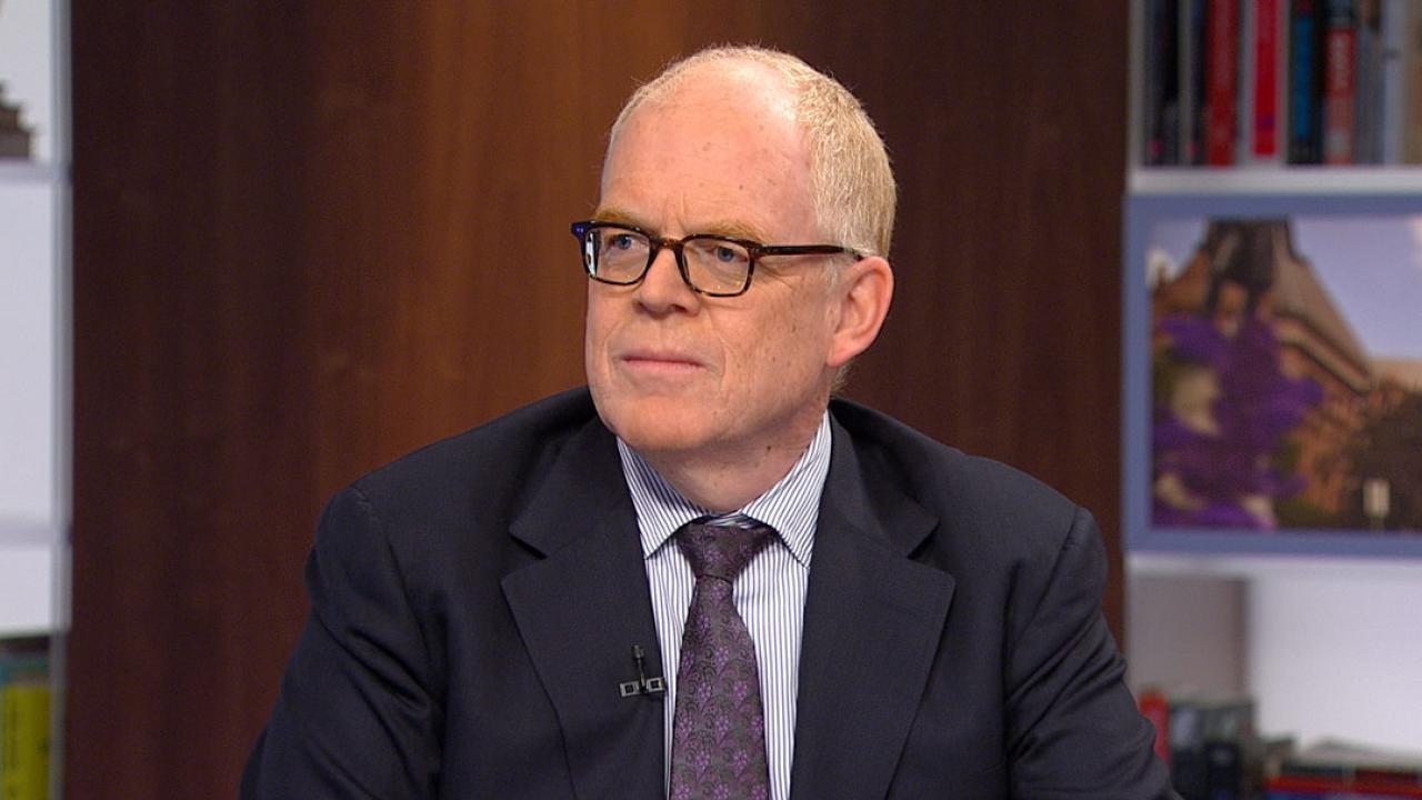 Stephen LeClair, Ontario's financial accountability officer.