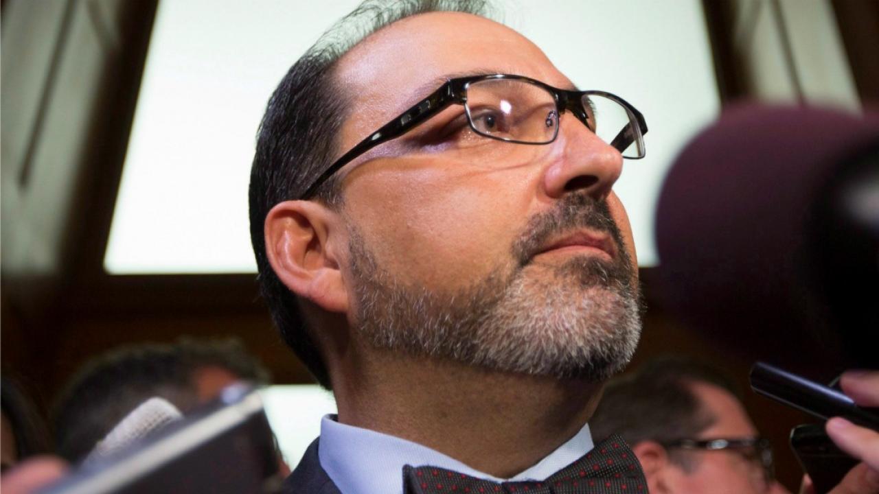 Glenn Thibeault, Ontario energy minister