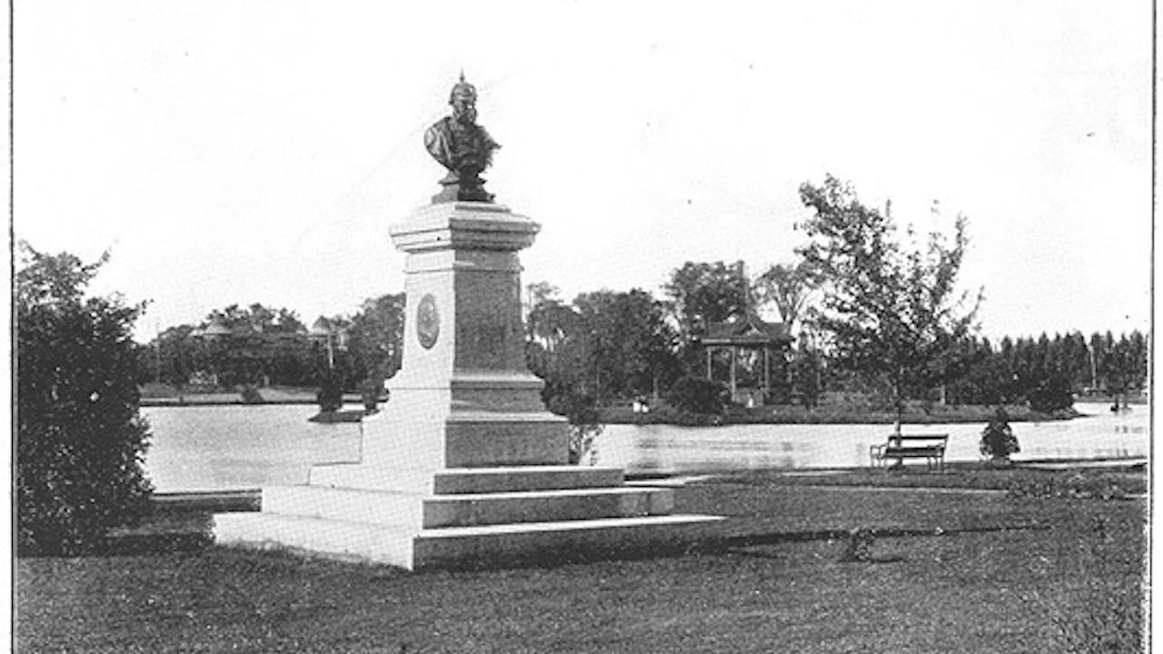 bust of Kaiser Wilhelm I