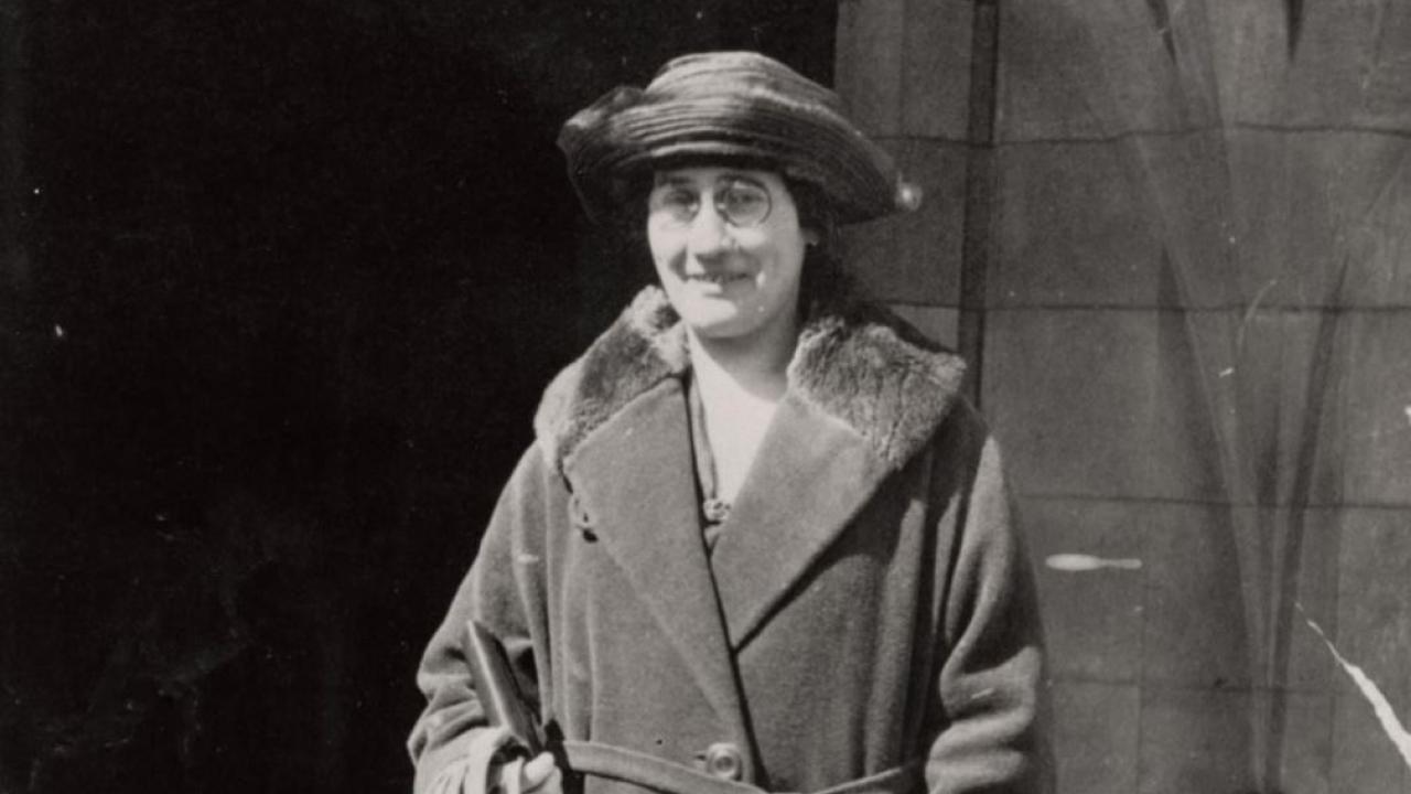 Agnes McPhail
