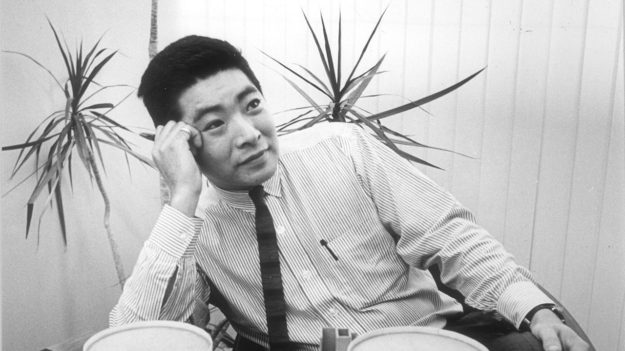 Raymond Moriyama
