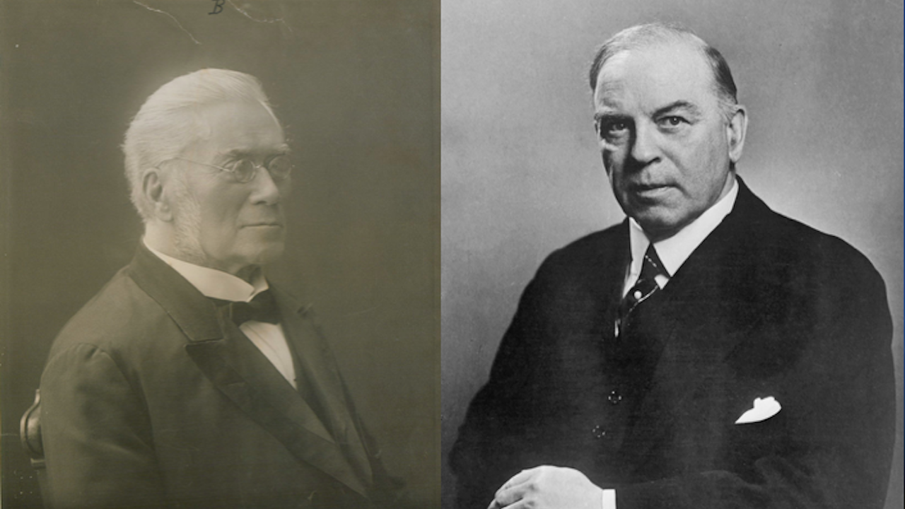 Oliver Mowat and William Lyon Mackenzie King