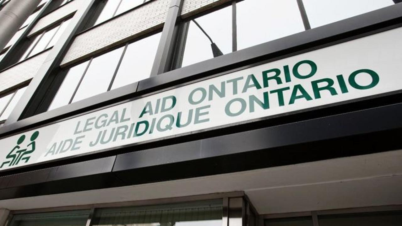 Legal Aid Ontario headquarters