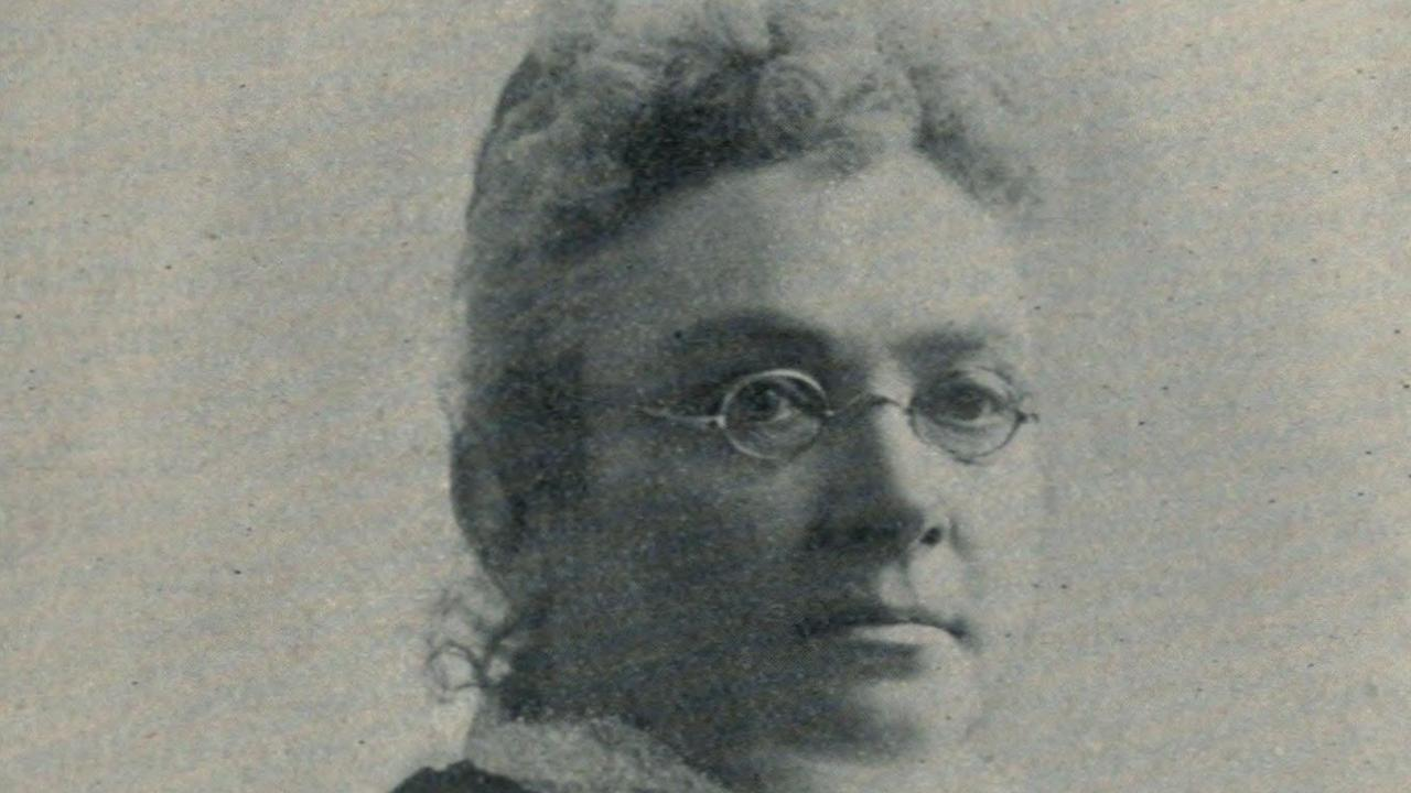 portrait of Emily Stowe