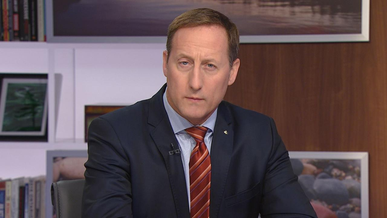 Peter MacKay on The Agenda
