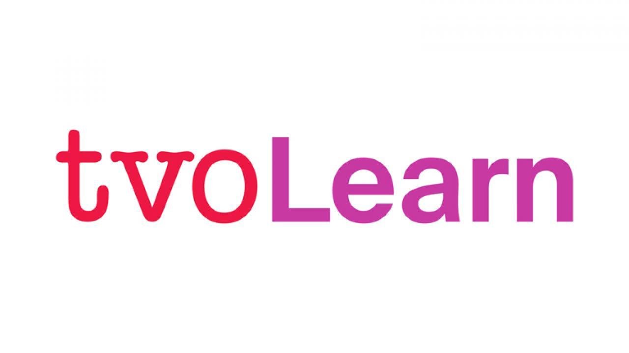 TVO Learn logo.