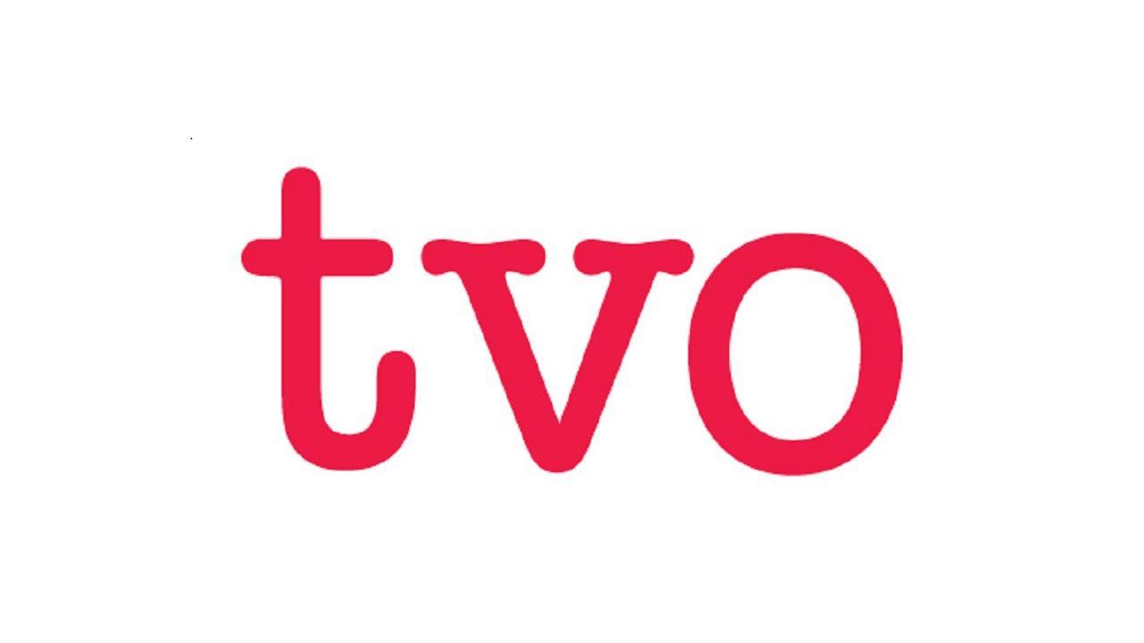 TVO logo.