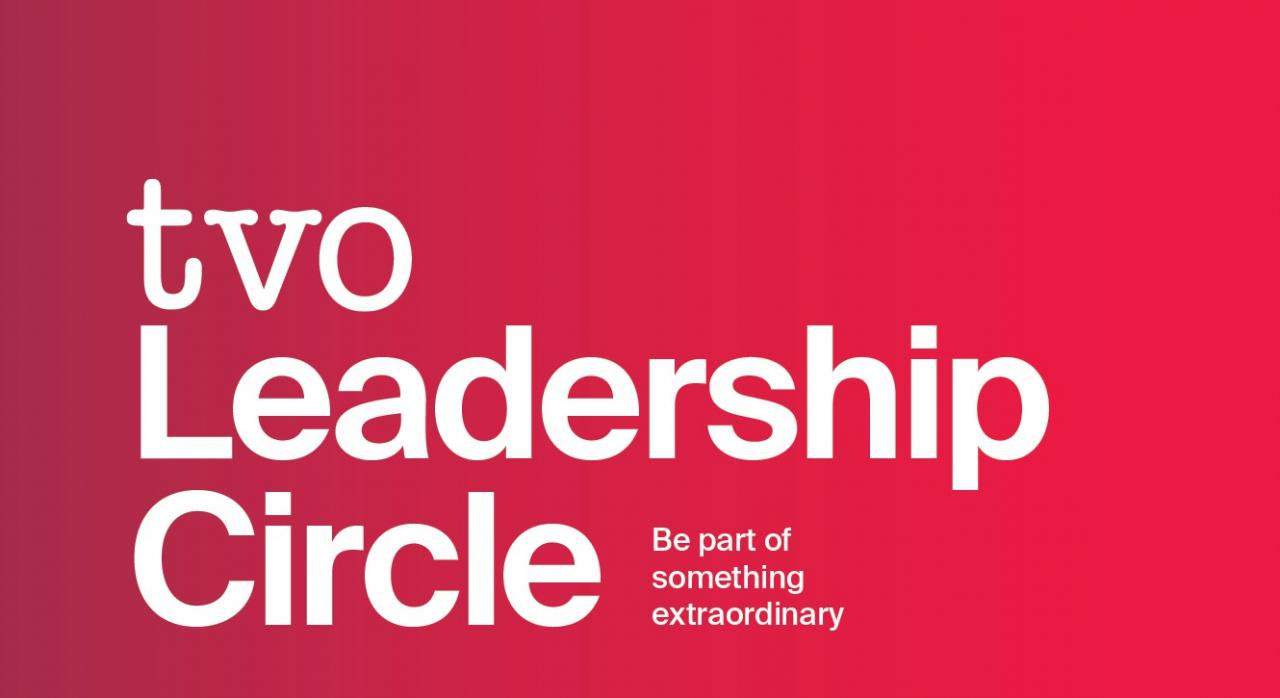 Leadership Circle brochure cover