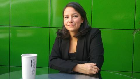 journalist Connie Walker