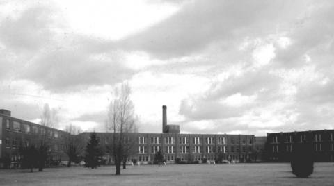 archive photo of Fort William Sanitorium