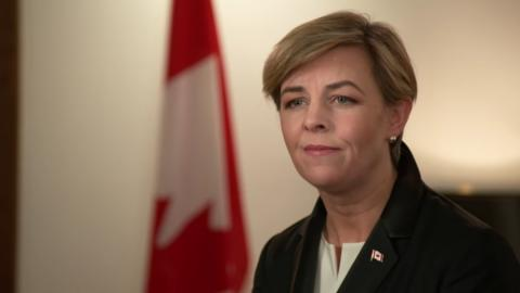Conservative Party of Canada leadership candidate, Kellie Lietch